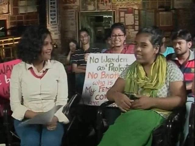 Video : Pinjra Tod Campaign: Fighting for Campus Equality
