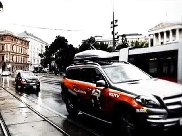 Video : Great Overland Adventure: 6 Continents, 6 Drivers, One Epic Journey