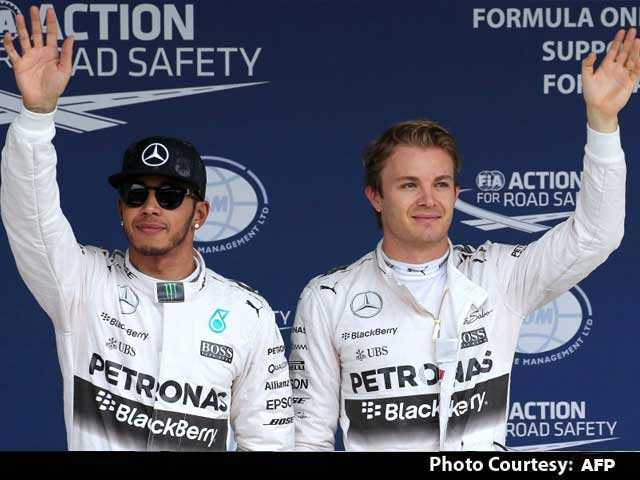 Video : Lewis Hamilton and Nico Rosberg Join the Great Overland Adventure
