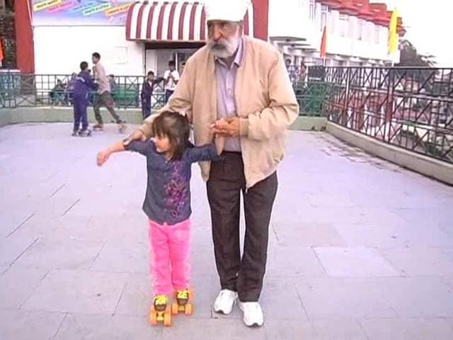 Video : Mussoorie Aims to Revive Roller Skating