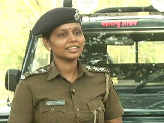 Video : The Tiger Reserve With a Women RFO