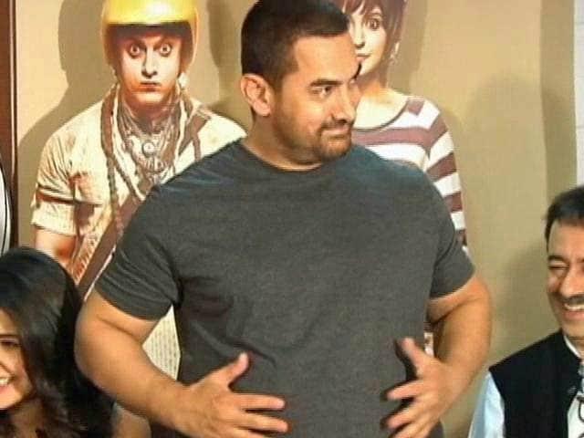 Video : Aamir's <i>Dangal</i> Kilos Giving Him Health Problems