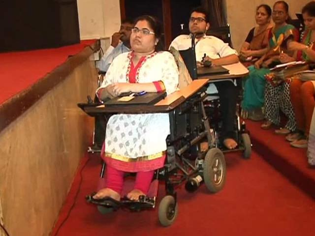 Video : How India Plans To Become More Friendly For Its Differently-Abled