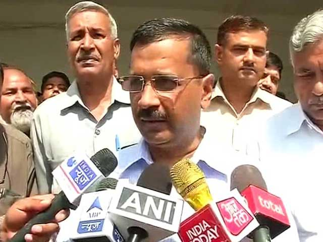 Video : Arvind Kejriwal Takes a Dig at PM Modi's 'Make in India' Campaign