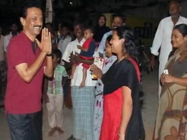 Video : Why DMK's MK Stalin Has Ditched the Dhoti for T Shirt and Trousers