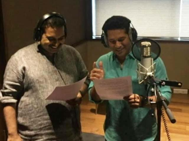 Video : Sachin Tendulkar Lends Voice to Swachh Bharat Abhiyan Anthem