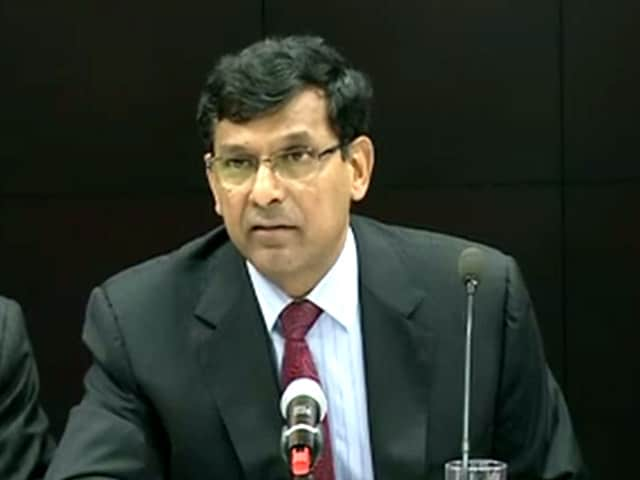 Video : Raghuram Rajan for Faster Transmission of RBI Rate Cut