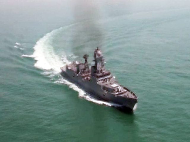 Video : Inside India's New and Deadliest Warship