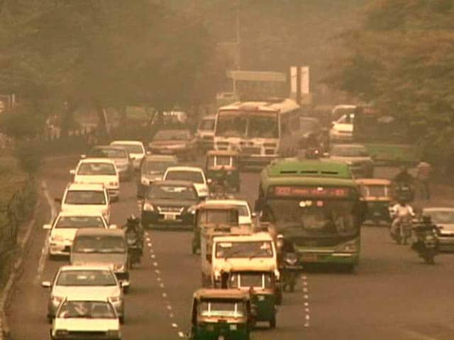 Video : Delhi Faces Health Risks Due to High Ozone Level in Air