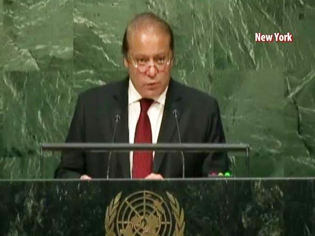 Video : 'De-terrorise Pak, Not De-militarise Kashmir': India Hits Back After Nawaz Sharif's UN Speech