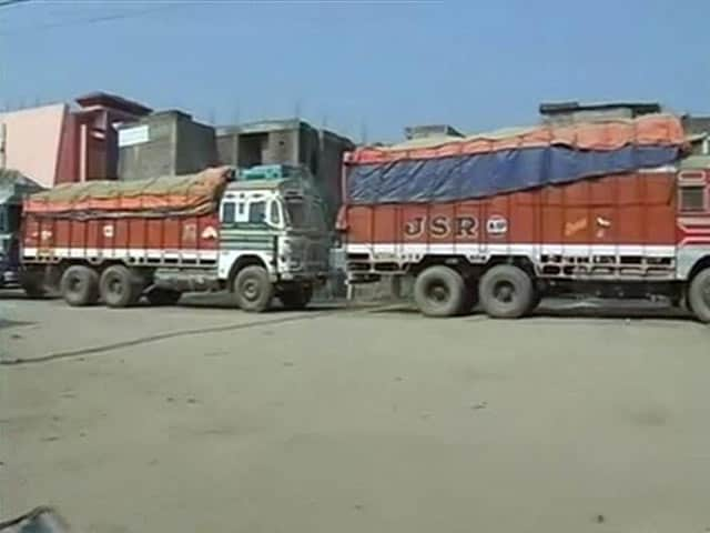 Video : 'Should We Crush The Protesters?' Ask Truckers Stuck at Nepal Border