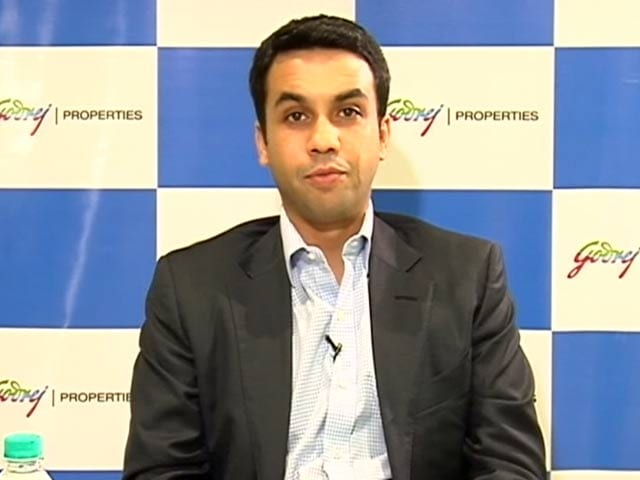 Video : Remaining Space in BKC Project to Be Monetised Soon: Godrej Properties