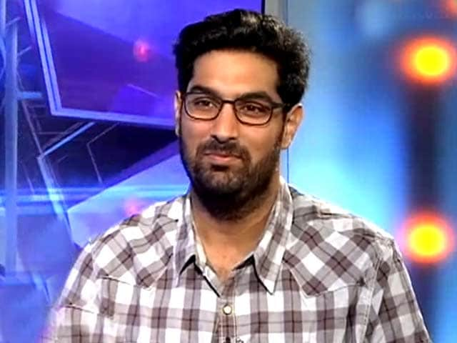 Video : Kunaal Roy Kapur: Aamir Told Me to Gain More Weight for Delhi Belly