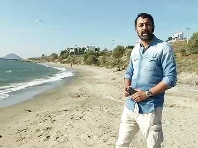 Video : Exodus: On 'Aylan Kurdi' Beach, it is Business as Usual