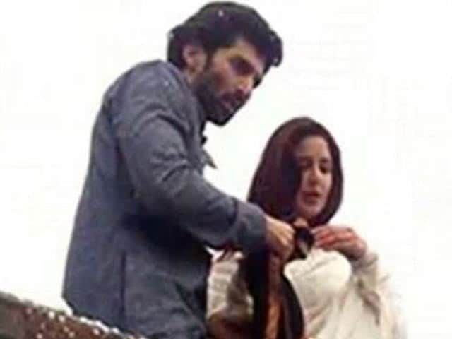 Video : Katrina, Aditya's <i>Fitoor</i> Wraps Shooting