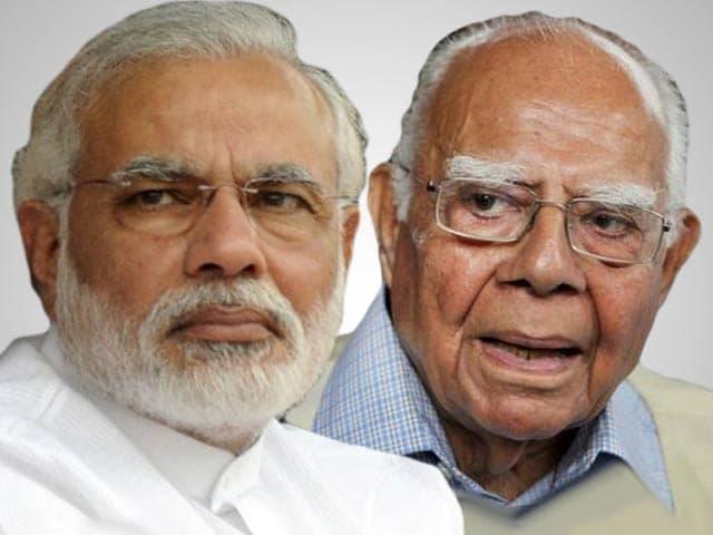 Videos : पीएम मोदी पर भड़के राम जेठमलानी, बोले, सत्ता से बेदखल करना मेरा मकसद