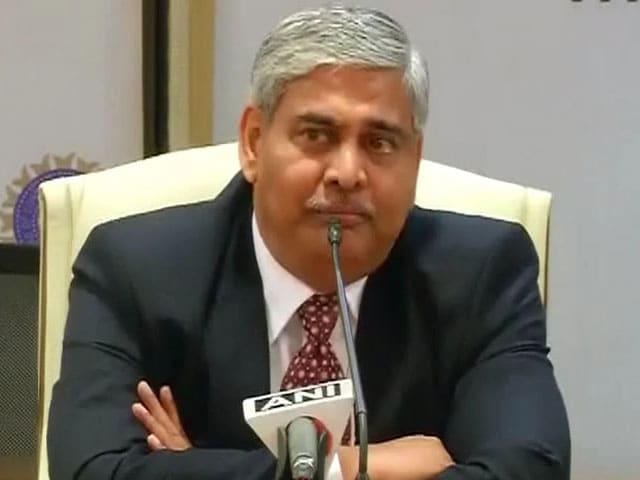 Videos : शशांक मनोहर को फिर मिली बीसीसीआई की कमान
