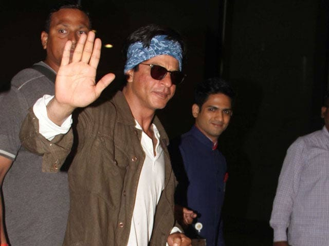 Video : SRK to Deliver Lecture at University of Edinburgh