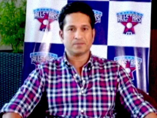 Sachin Tendulkar Wants Cricket Fans to Behave