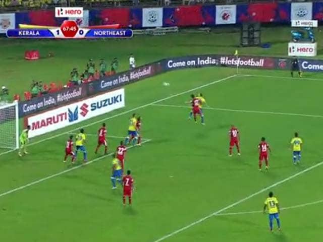 Video : Indian Super League: Sachin Tendulkar's Kerala Blast NE United