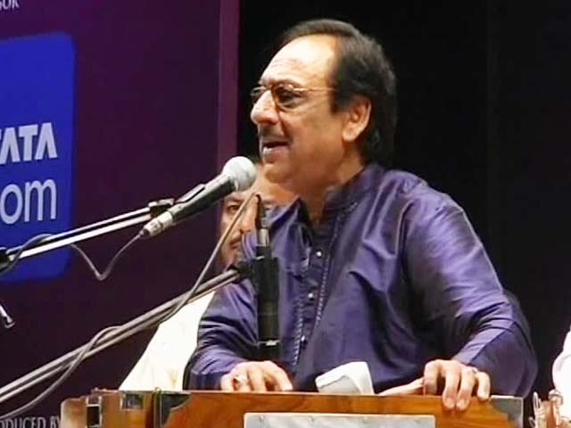 Video : Pak Singer Ghulam Ali's Concert In Mumbai Cancelled After Sena Threat