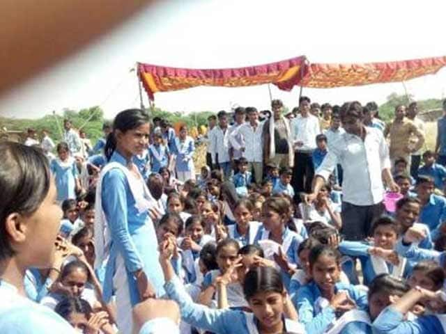 Video : Asked for Teachers. Got Beaten, Molested by Cops, Say Rajasthan Girls.