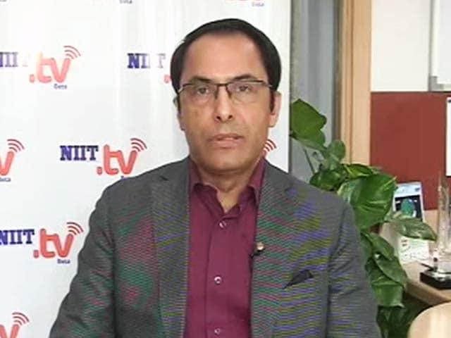 Video : NIIT on Digital Portal Launch