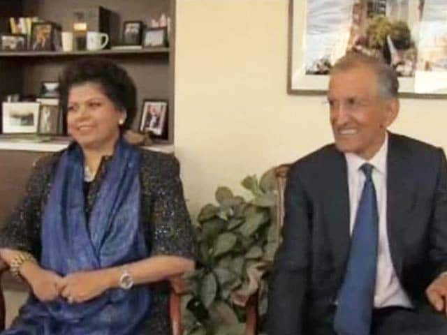Video : Indian American Couple Gifts $100 Million to New York University