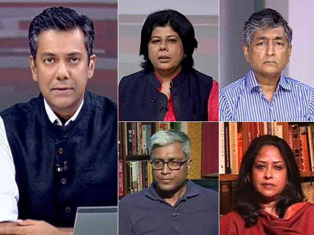 Video : Sacked on Live TV: AAP Walking the Talk on Corruption?