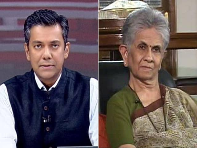 Video : Why Author Shashi Deshpande Quit the Sahitya Akademi