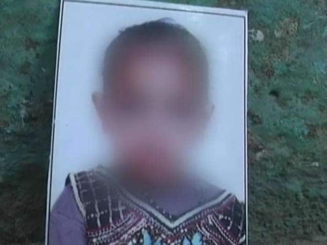 Video : 4-Year-Old Girl Raped, Found Abandoned in Delhi