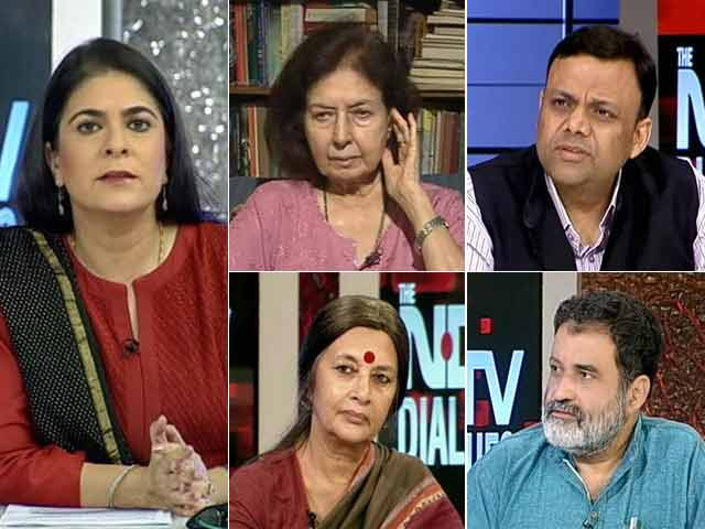 Video : The NDTV Dialogues: 'Make in India' vs 'Unmaking of India'?