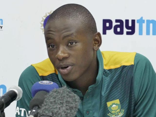 Video : After Stopping India, Rabada Recalls 'Last Over' at Green Park