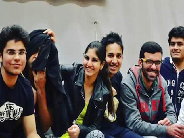 Video: NDTV Deakin Scholarship Program 2016