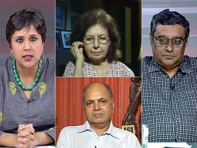Video : Award Wapsi: Principled Protest or Only Anti-Modi?