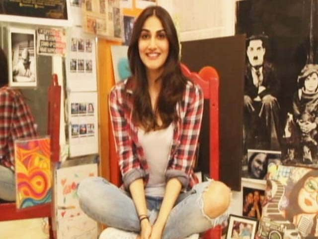 Video : Vaani Kapoor is <i>Befikre</i> Heroine