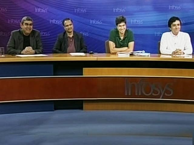Video : Infosys CEO Vishal Sikka Explains Q2, CFO Change