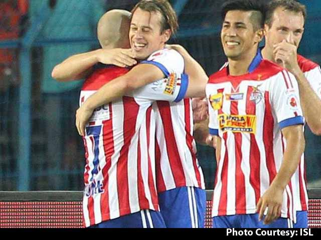 Video : Indian Super League: Atletico de Kolkata Beat Kerala Blasters