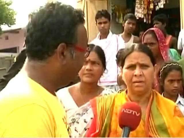 Videos : बेवजह जंगलराज का डर दिखाया जा रहा है : राबड़ी देवी