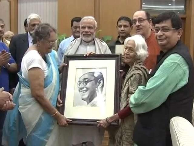 Video : Netaji Files to Be Revealed, Starting From January 23, PM Modi Assures Family