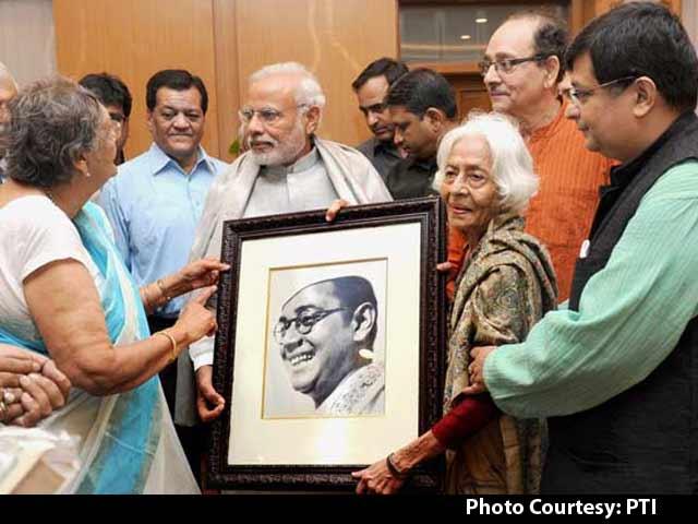 Videos : नेशनल रिपोर्टर : पीएम मोदी का वादा, नेताजी से जुड़ी गोपनीय फाइलें होंगी सार्वजनिक