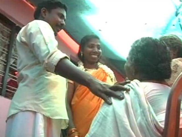Video : Now, a Kerala Couple to Take Wedding Vows for an Election
