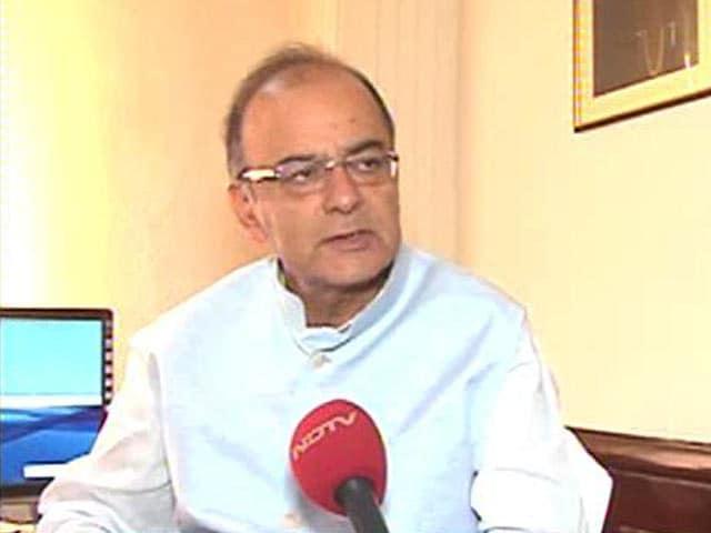 Video : मोदी सरकार में कुछ लेखकों की बेचैनी बढ़ी : NDTV से अरुण जेटली