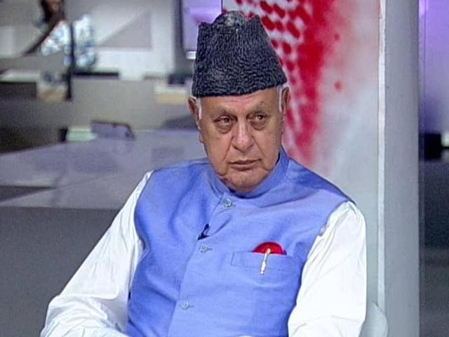 Video : PM Should Have Taken a Chopper, Gone and Met Dadri Family: Farooq Abdullah to NDTV