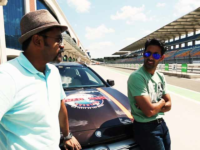 Video : GLA at the Famous Istanbul's Formula One Race Track