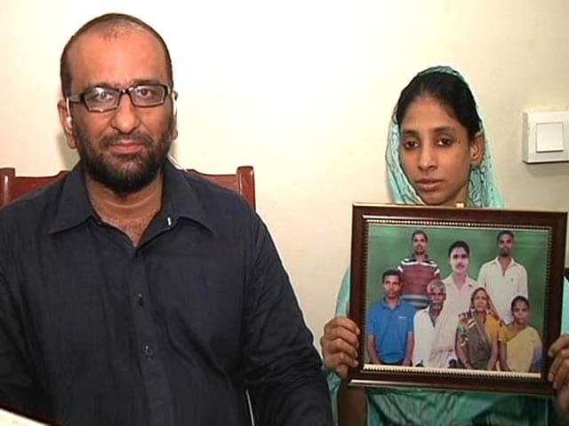 Video : Geeta's Homecoming From Pakistan