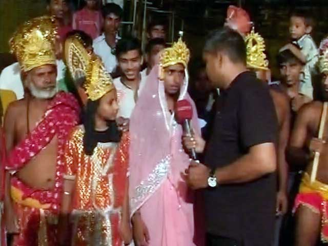 Video : हिंदू और मुस्लिम एकता का मिसाल बिहार के बक्सर जिले का नाटगांव
