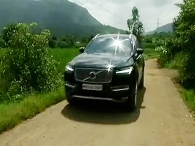 Day Out With Volvo XC90 Contest Winners