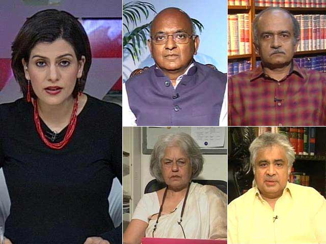 Video : Supreme Court Says No to Political Role in Judges' Appointments