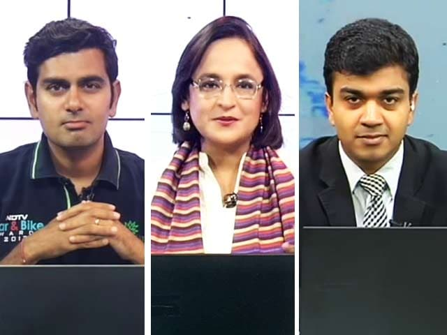 Video : Baleno, JLR Help Maruti & Tata Make Gains